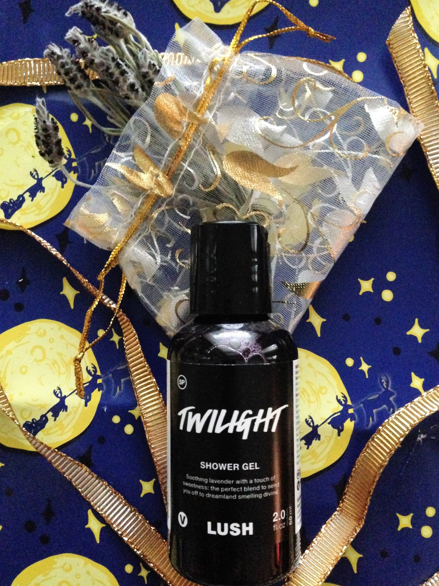 LUSH The night before Christmas gift set – Reviewed by spacey