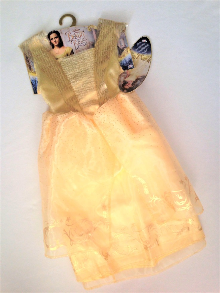 Disney Beauty and the Beast dress