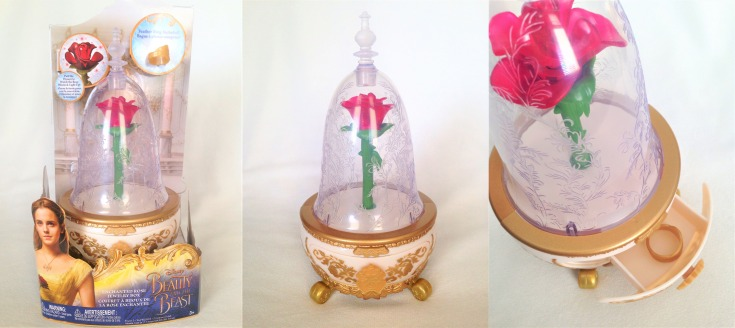 Disney Beauty and the Beast jewelry box