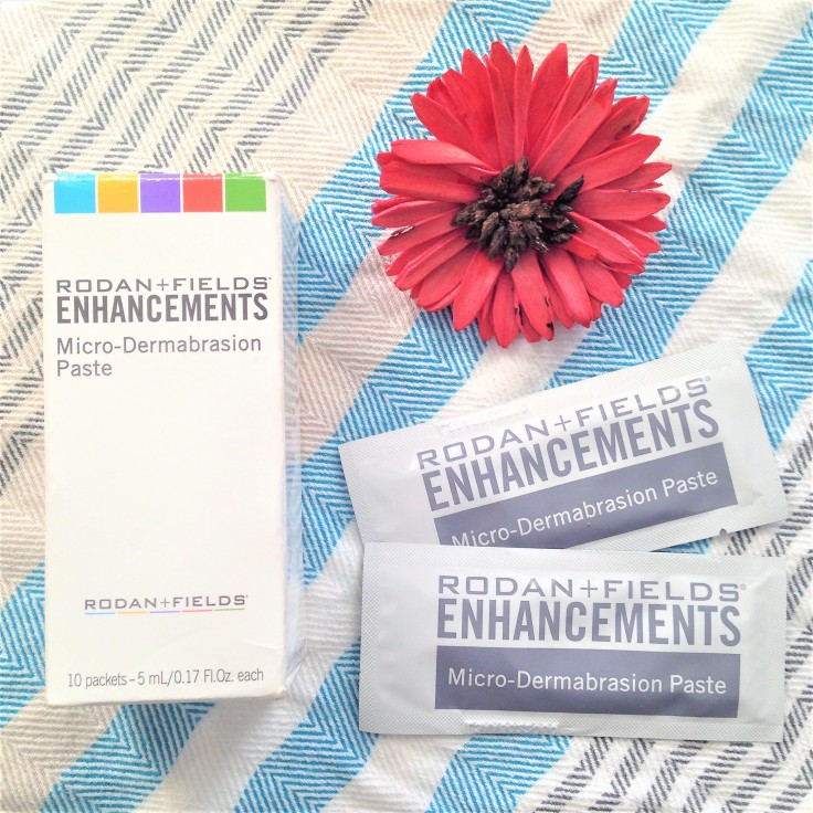 Rodan and Fields Skincare Enhancements Microdermabrasion Paste