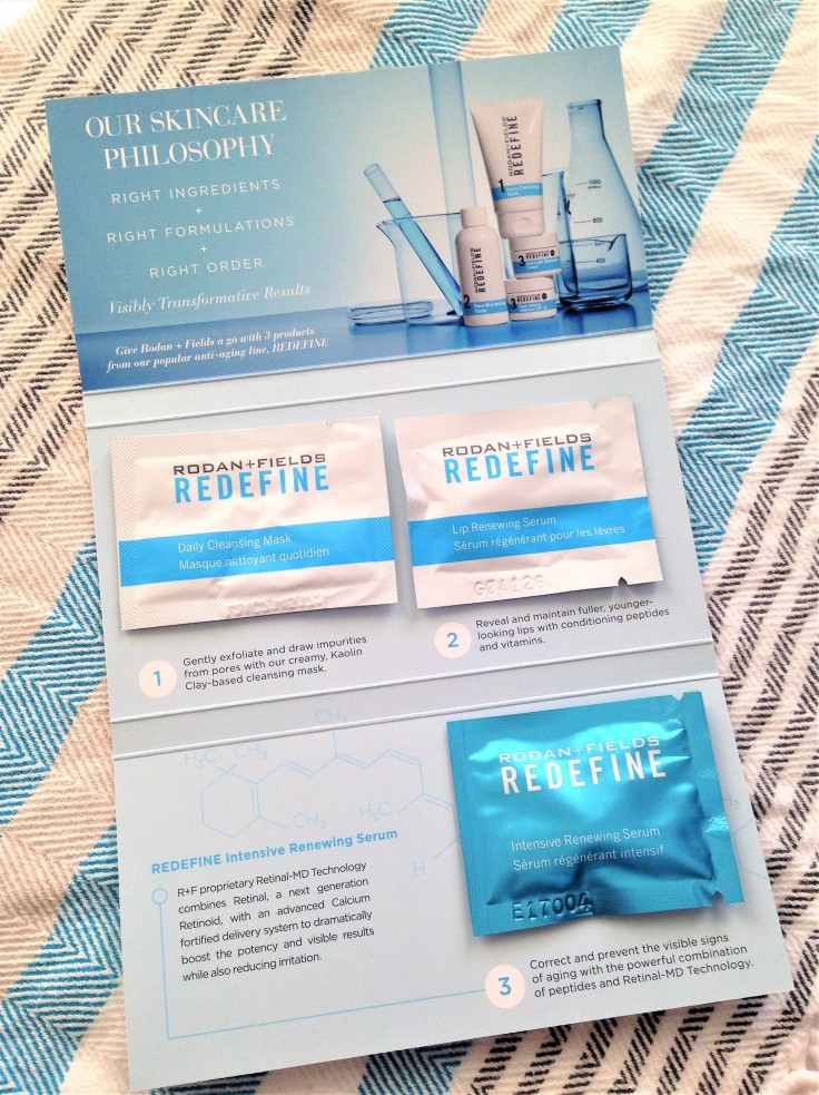Rodan + Fields Skincare – Reviewed by spacey