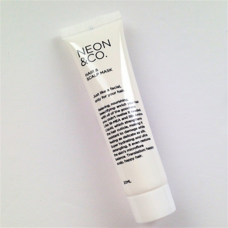 Ipsy_May_2018_review_neon_and_co_hair_mask