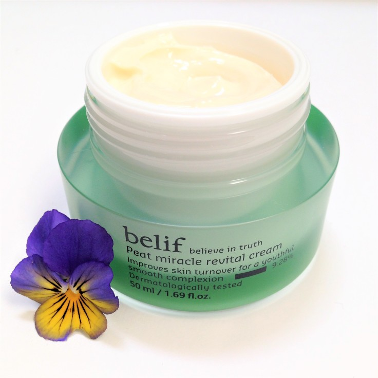 Belif_Canada_peat_miracle_cream_review