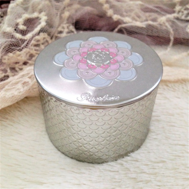 guerlain meteorites pearls original tin packaging