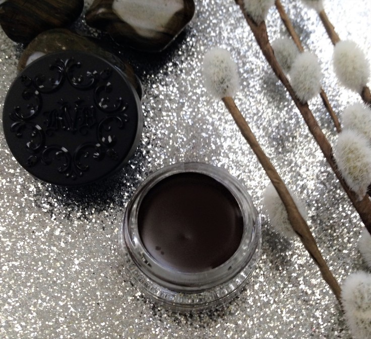 Kat_Von_D_Super_Brow_pomade_brow_brush_Influenster_voxbox_review_walnut