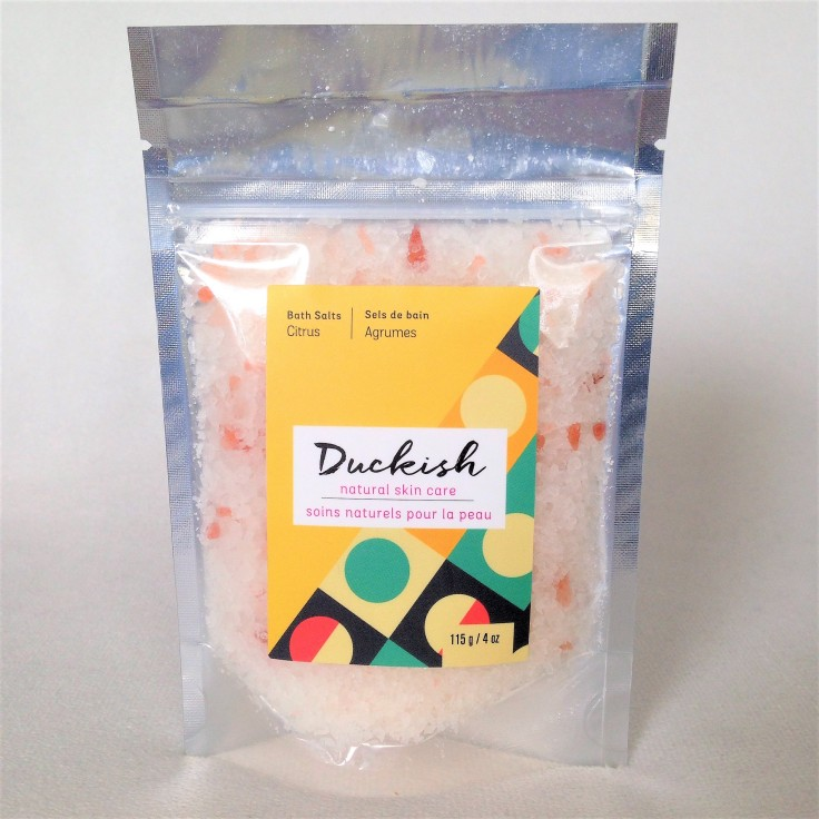 Sweet_Oak_Craft_Care_June_2018_subscription_box_review_duckish_citrus_bath_salts