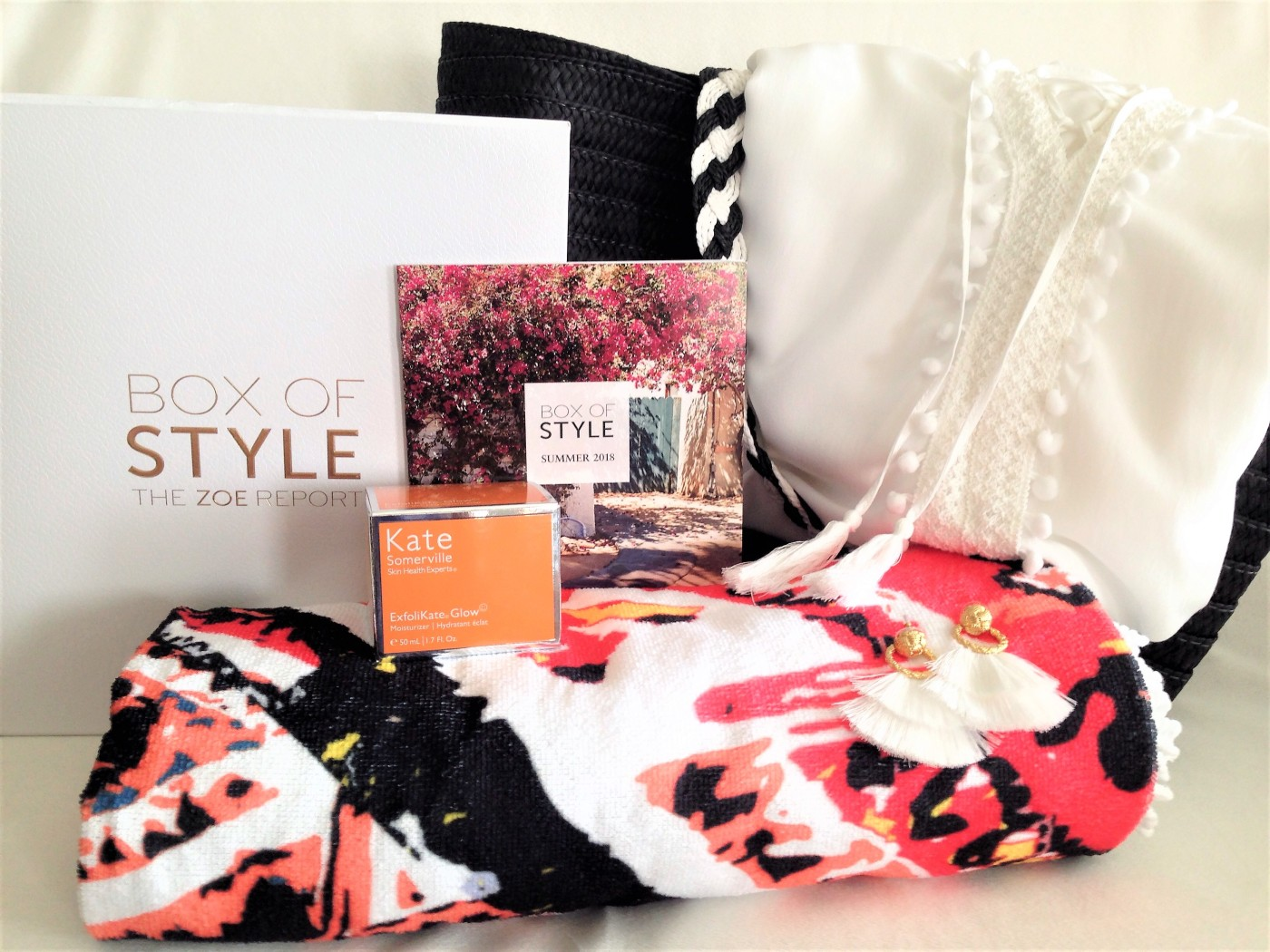 rachel zoe box of style summer 2018 review