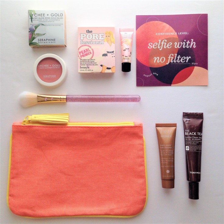ipsy august 2018 products