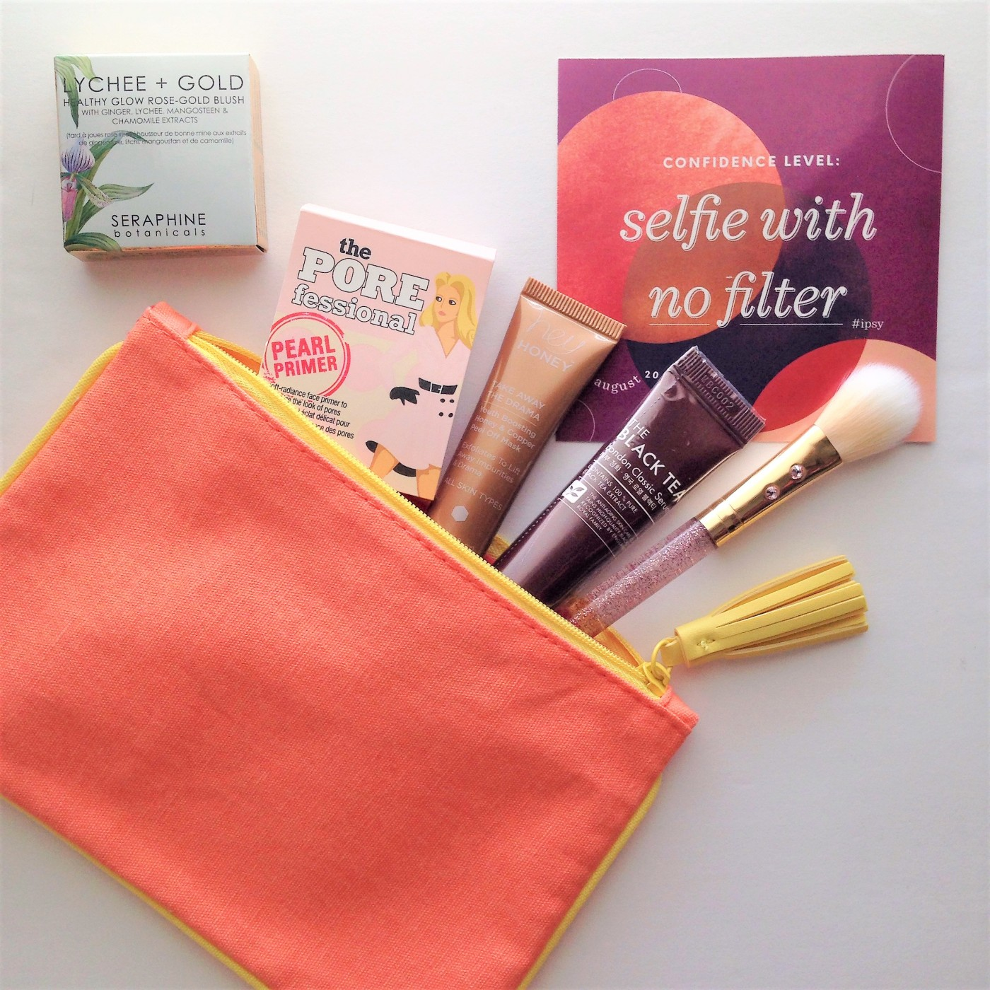 ipsy august 2018 review