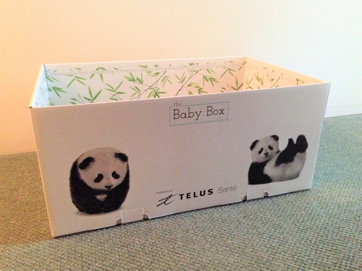 the baby box university box 2018