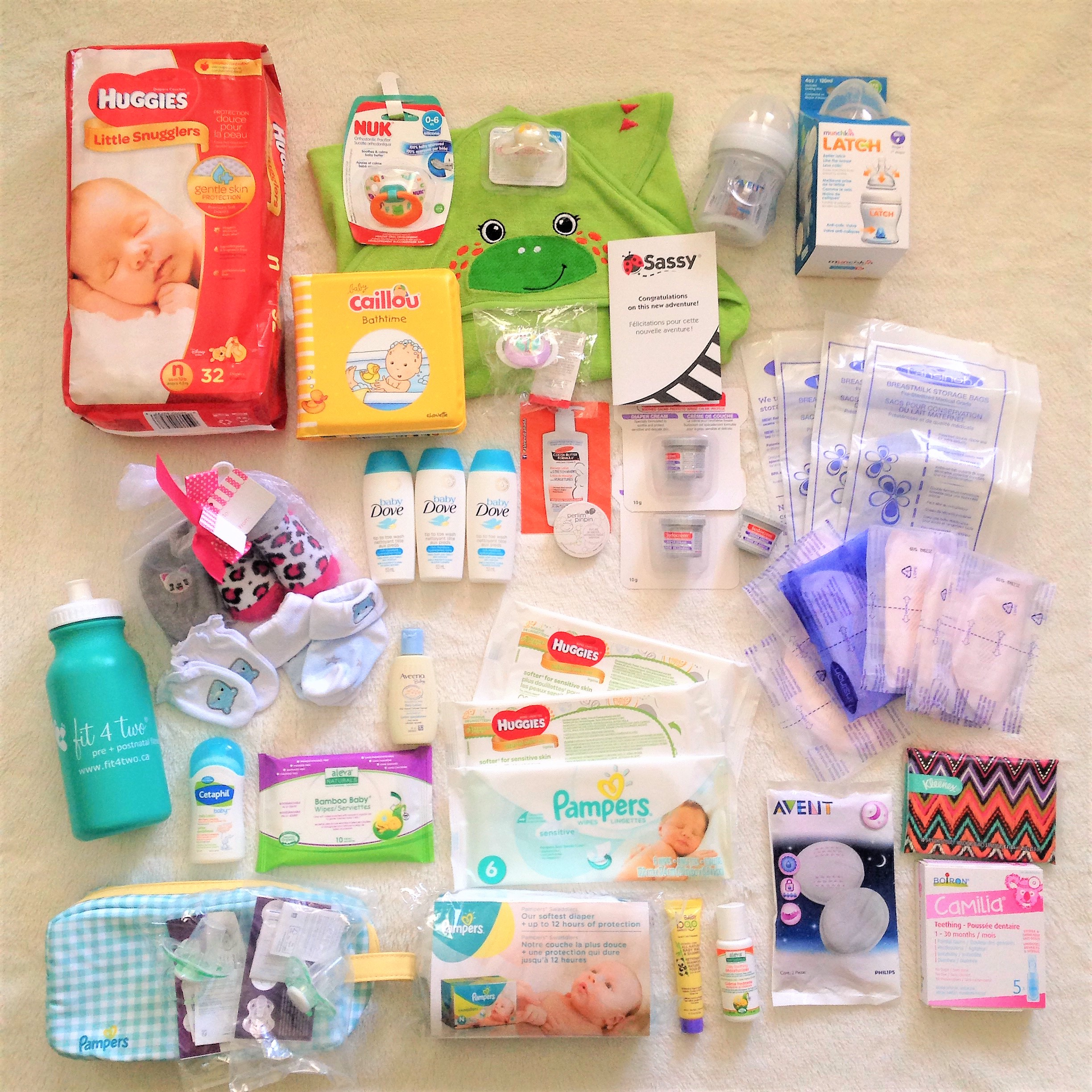 baby freebies by mail