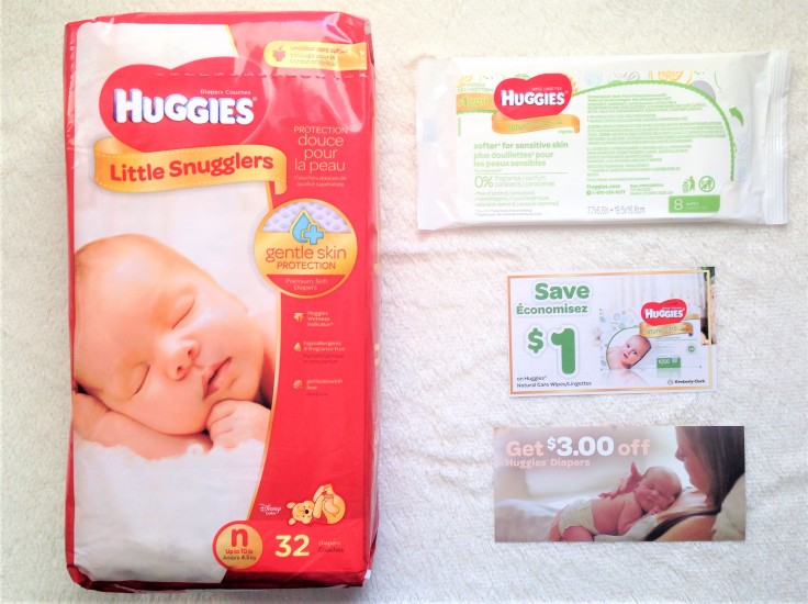 huggies no baby unhugged gift package