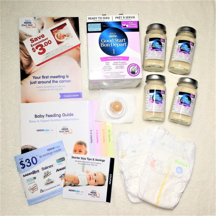 Nestle ready for baby pack 2019
