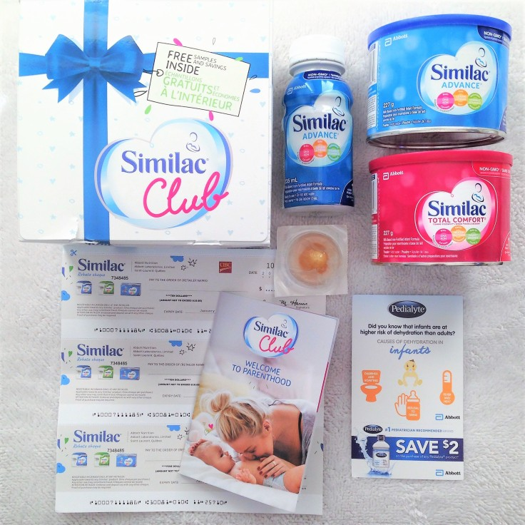 similac club free baby package 2019