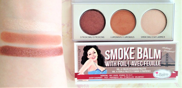 the balm smoke balm palette
