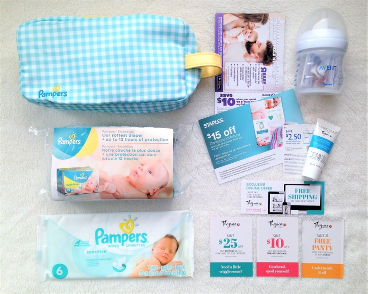 thyme maternity bump benefits welcome gift