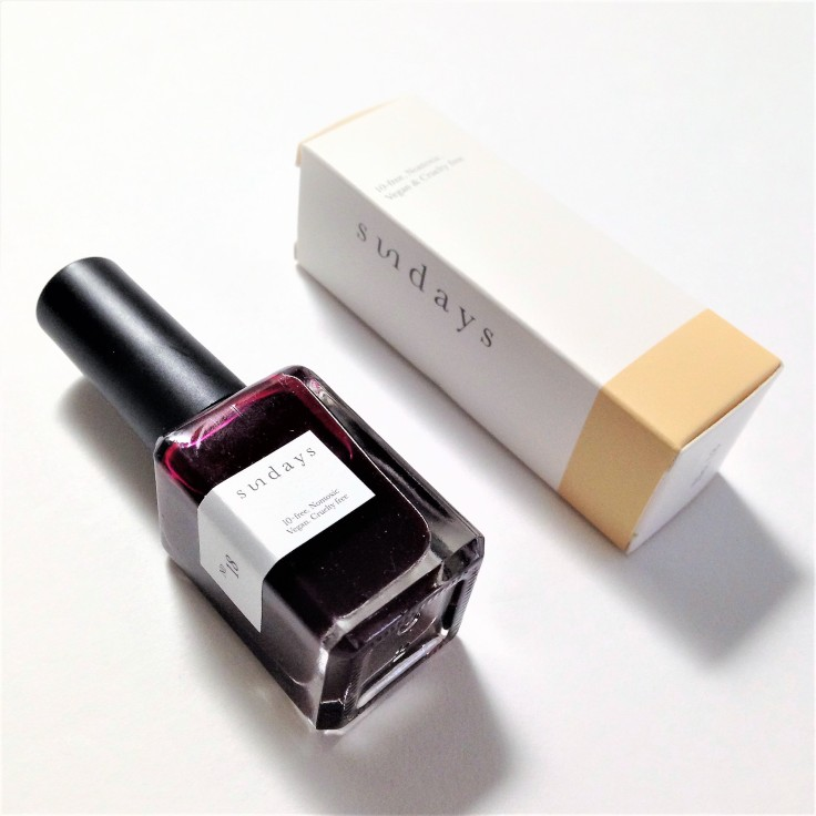 sundays nail polish no 18