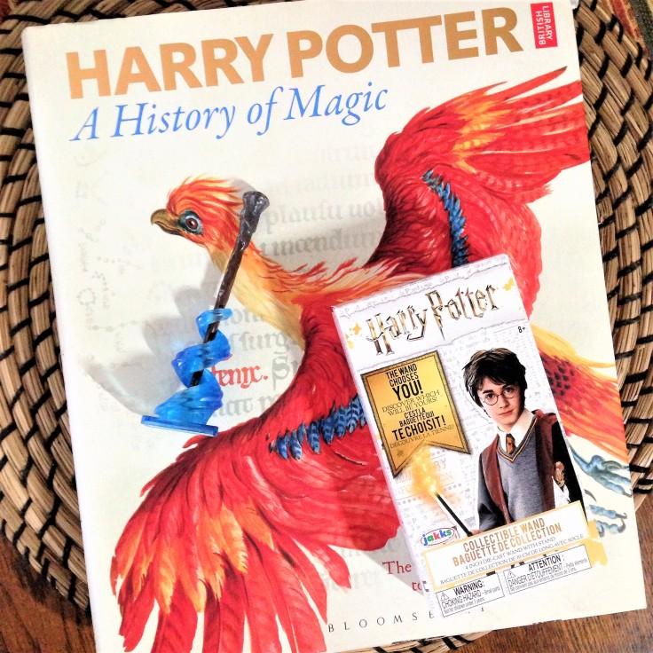 Jakks pacific Harry Potter wand review