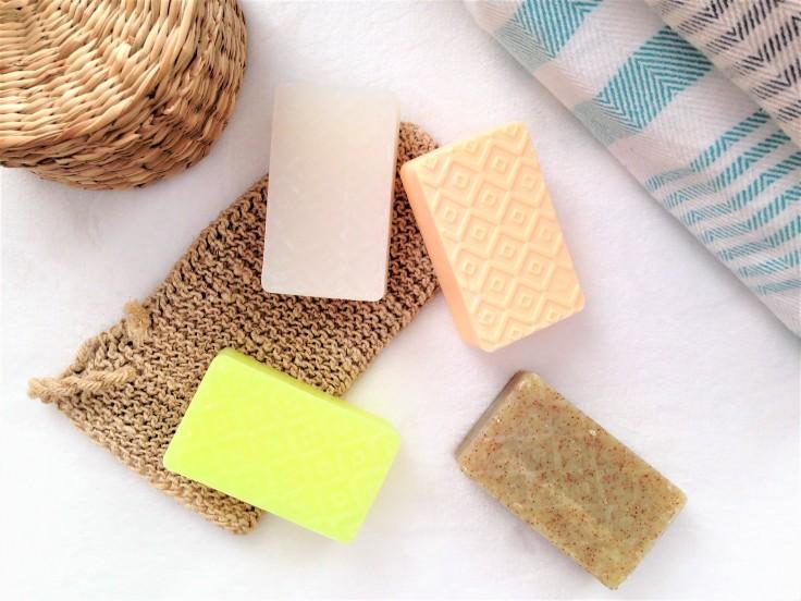 kear natural cosmetics soaps review